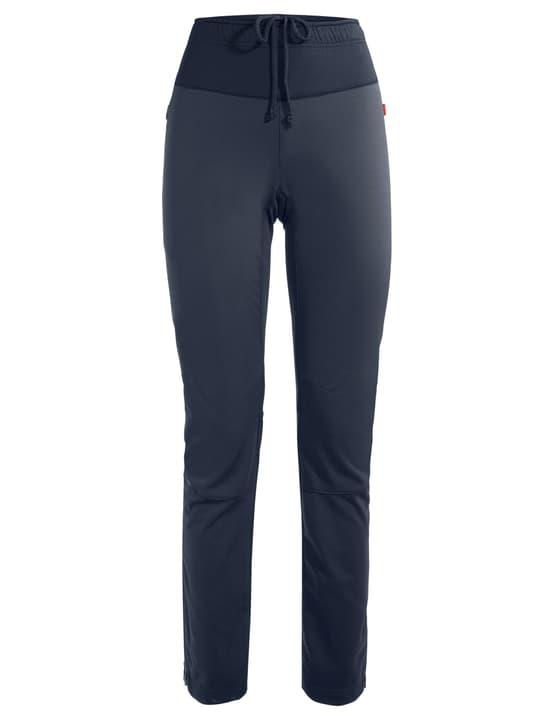 Wintry Pants IV Damen-Bikehose Vaude 461379403622 Farbe dunkelblau Grösse 36 Bild Nr. 1