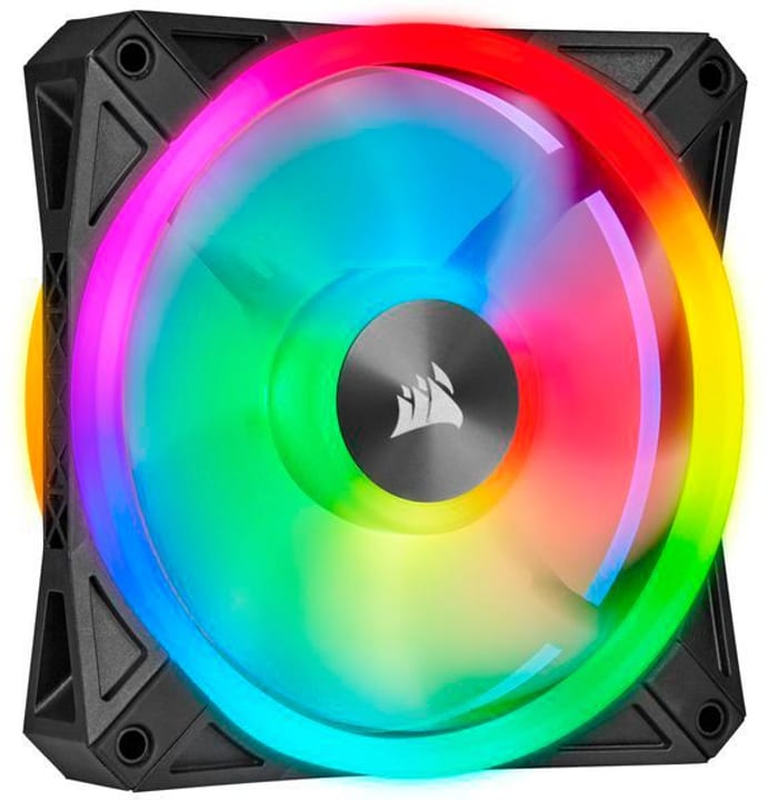 iCUE QL120 RGB PRO Ventilateur PC Corsair 785300150134 Photo no. 1