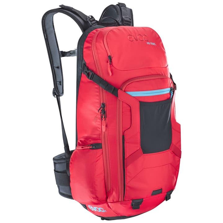 FR Trail Sac à dos de cyclisme avec protection dorsale Evoc 460223900330 Couleur rouge Taille S Photo no. 1