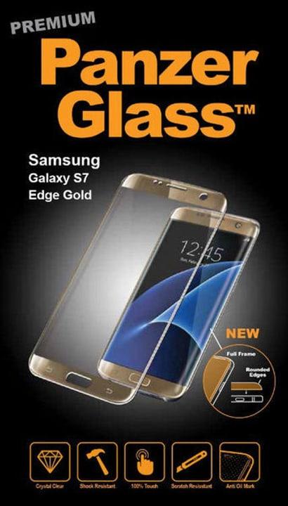 Premium Samsung Galaxy S7 Edge - gold Panzerglass 785300134490 N. figura 1