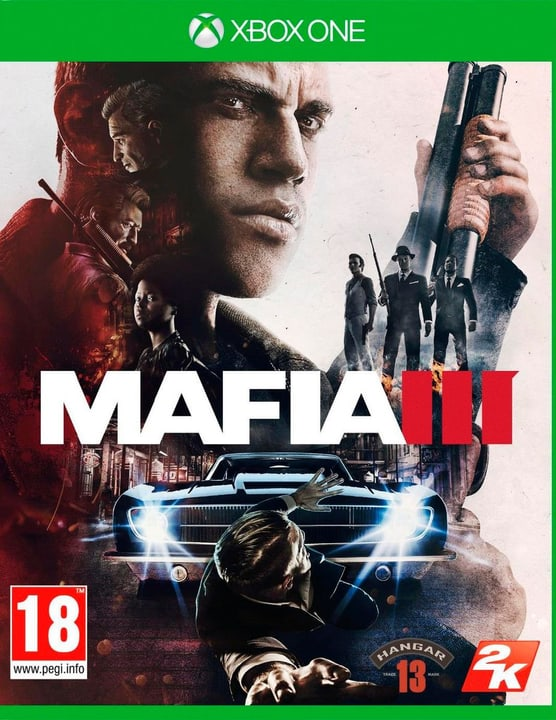 Xbox One - Mafia 3 785300121038 Photo no. 1