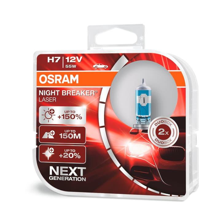 Night Breaker Laser H7 Duobox Lampadina Osram 620481300000 N. figura 1