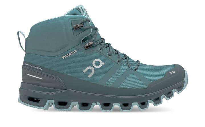 Cloudrock Waterproof Scarponcino da escursione donna On 473000840040 Colore blu Taglie 40 N. figura 1
