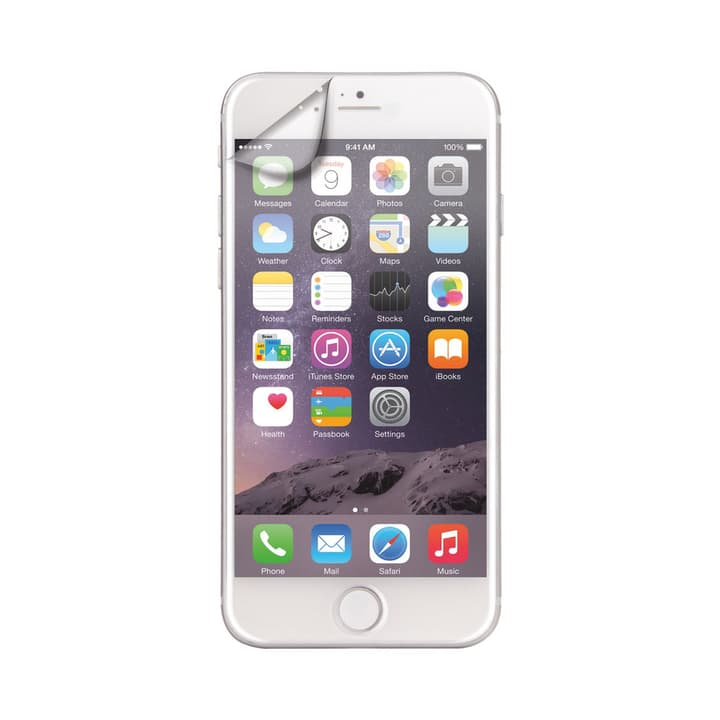 Screen Protector 3pc iPhone 8 Plus/ 7 plus Schutzfolie XQISIT 798063800000 Bild Nr. 1