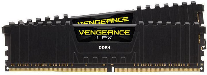 Vengeance 2x 8 GB LPX DDR4 3000 MHz Mémoire Corsair 785300143964 Photo no. 1