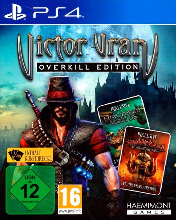 PS4 - Victor Vran Overkill Edition 785300122350 Photo no. 1