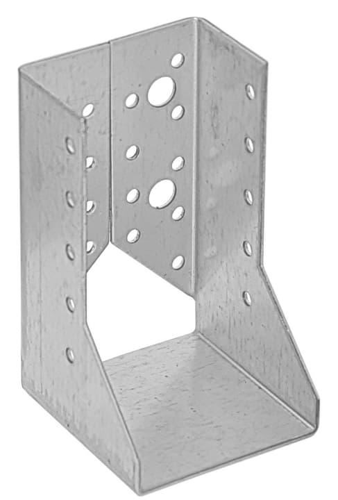 Image of Balkenschuh gebogen verzinkt 80 x 120 mm Balkenschuhe