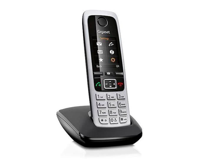 C430 noir Téléphone fixe Gigaset 785300123484 Photo no. 1