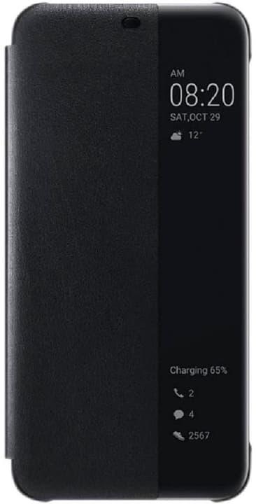 Flip Cover noir Coque Huawei 785300140360 Photo no. 1
