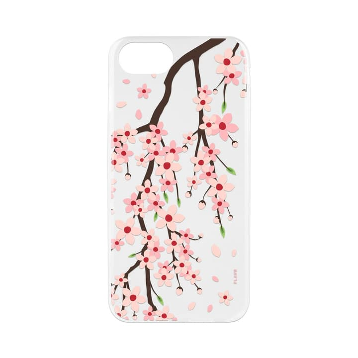 Flavr iPlate Cherry Blossom Coque XQISIT 798086000000 Photo no. 1