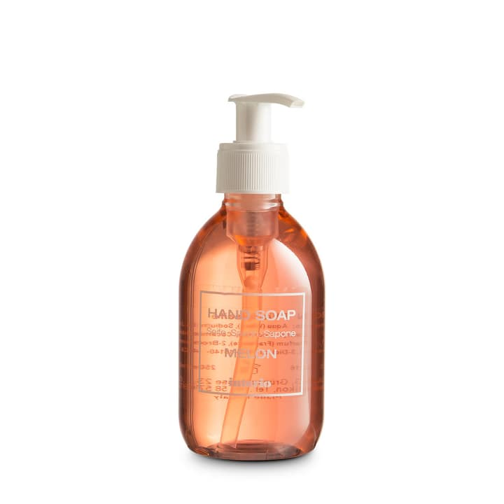 HAND SOAP II Savon liquide 374069300000 Couleur Rouge clair Dimensions L: 6.0 cm x P: 6.0 cm x H: 15.0 cm Photo no. 1
