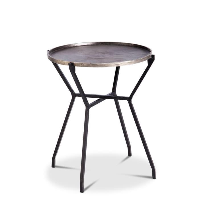 YARO Table déco 396051200000 Dimensions L: 42.0 cm x P: 42.0 cm x H: 50.0 cm Couleur Laiton antique Photo no. 1
