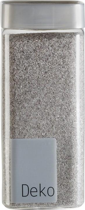 Sabbia decorativa, 0,5 mm Do it + Garden 655866200000 Colore Grigio Taglio L: 6.5 cm x P: 6.5 cm x A: 15.5 cm N. figura 1