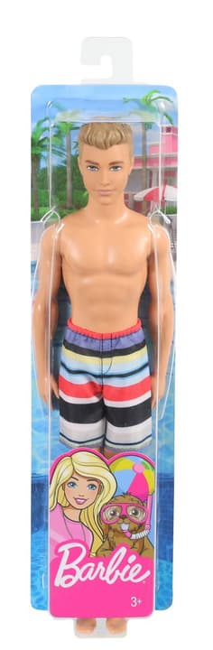 Barbie GHW43 Beach Ken Stripes 746591900000 Photo no. 1
