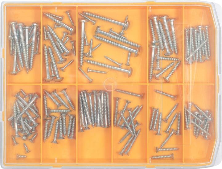 Holzschrauben Sortiment Do it + Garden 604328500000 Bild Nr. 1
