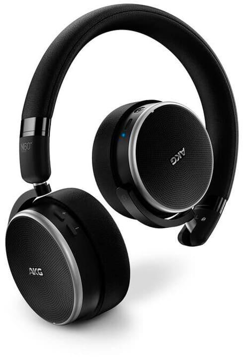 N60NC Wireless - Schwarz On-Ear Kopfhörer AKG 785300151827 Bild Nr. 1