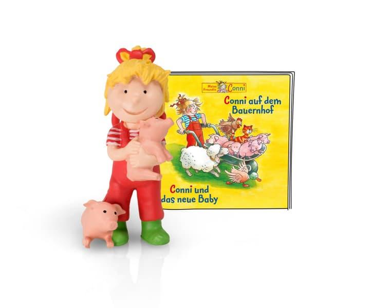 Tonies   Conni - Conni auf dem Bauernhof/Conni und das neue Baby (DE) Hörbuch 747322000000 Bild Nr. 1