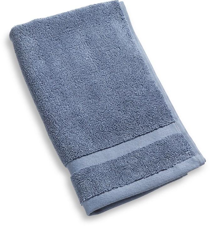 MANUEL Waschlappen 450864820142 Farbe Mittelblau Grösse B: 30.0 cm x H: 30.0 cm Bild Nr. 1