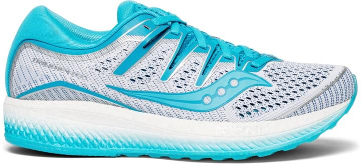 Triumph ISO 5 Chaussures de course pour femme Saucony 492825138044 Couleur turquoise Taille 38 Photo no. 1