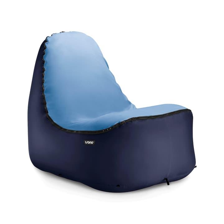 Trono Seat Siège gonflable Trono 490538600043 Couleur bleu marine Taille Taille unique Photo no. 1