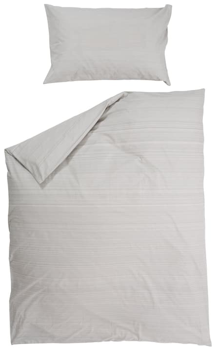 ARISTEA Taie d'oreiller en percale 451261610669 Couleur Taupe Dimensions L: 65.0 cm x H: 65.0 cm Photo no. 1