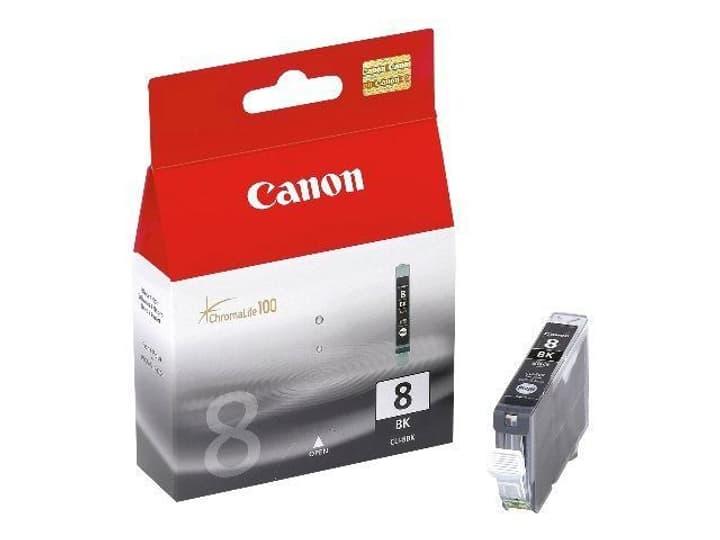 CLI-8 black Cartouche d'encre Canon 797475500000 Photo no. 1
