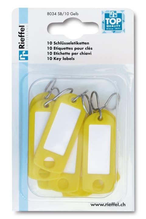 Etichette per chiavi giallo 605603800000 N. figura 1