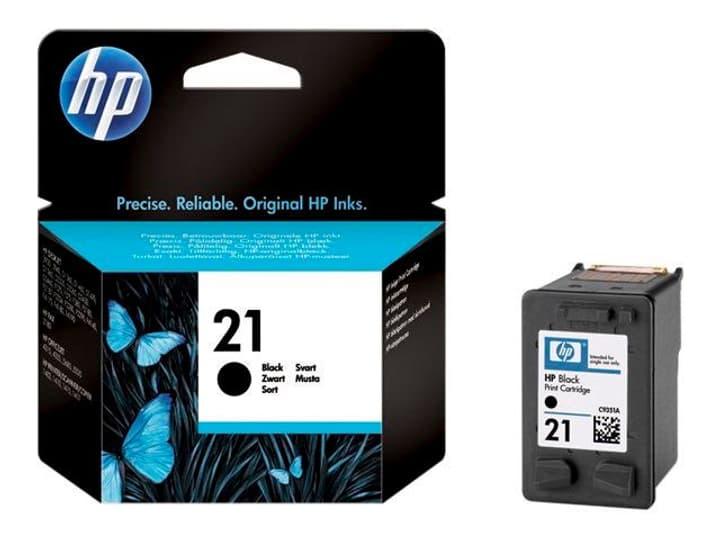C9351AE Tintenpatrone Nr. 21 black Tintenpatrone HP 797456600000 Bild Nr. 1