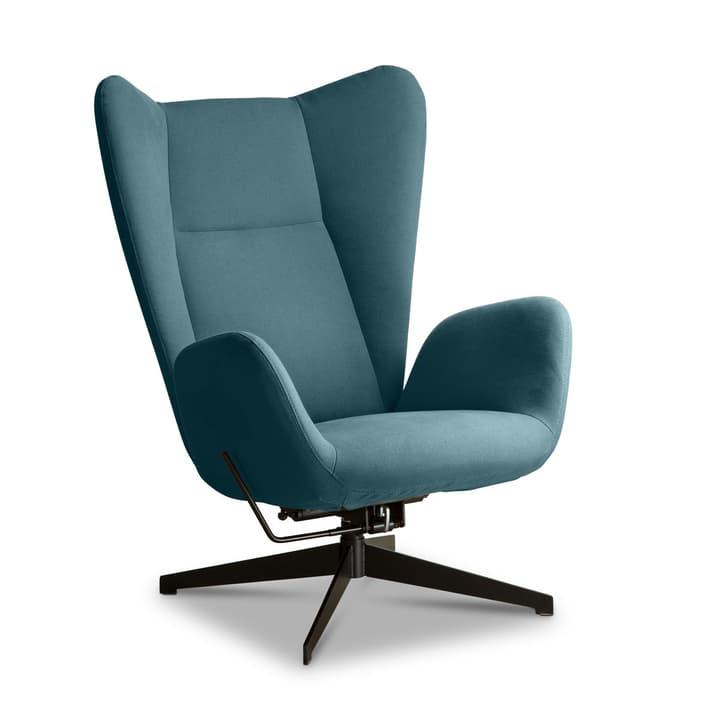 BISCUIT Sessel 360042550509 Grösse B: 78.0 cm x T: 85.0 cm x H: 110.0 cm Farbe Petrol Bild Nr. 1