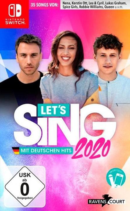 NSW - Let's Sing 2020 mit deutschen Hits D Box 785300146836 Photo no. 1
