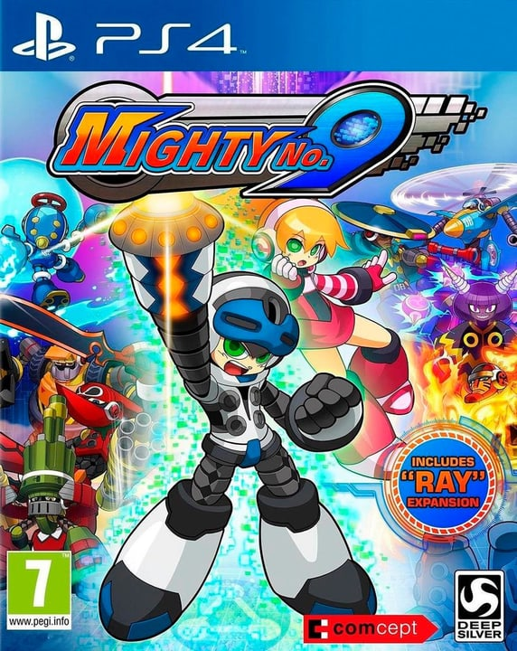 PS4 - Mighty No. 9 785300120578 N. figura 1