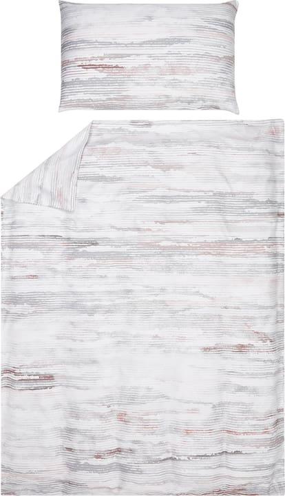 LINEA Fourre de duvet en satin 451193112338 Couleur Rose Dimensions L: 160.0 cm x H: 210.0 cm Photo no. 1