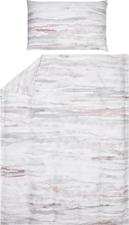 LINEA Satin-Kissenbezug 451193110838 Farbe Rosa Grösse B: 70.0 cm x H: 50.0 cm Bild Nr. 1