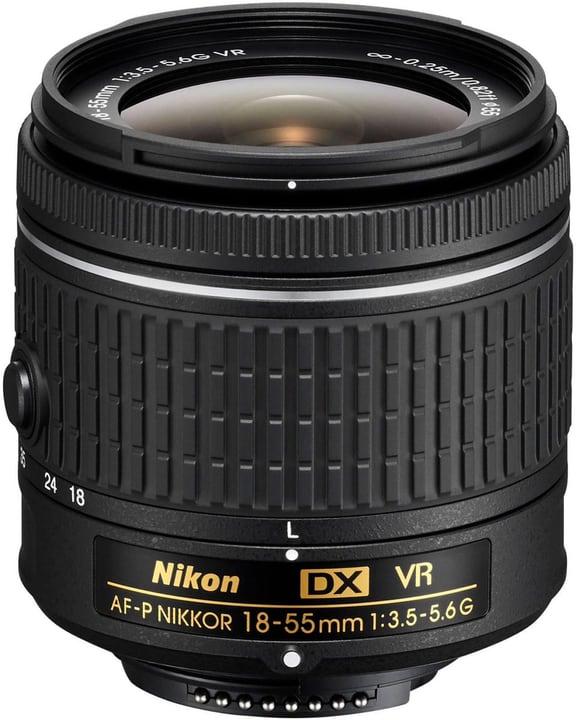 Nikkor AF-P DX 18-55 1:3,5-5,6G VR Obiettivo Nikon 793430700000 N. figura 1