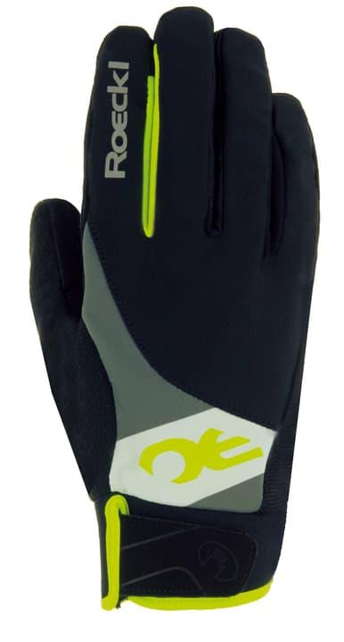 Prad Unisex-Bikehandschuhe Roeckl 463503808520 Farbe schwarz Grösse 8.5 Bild Nr. 1