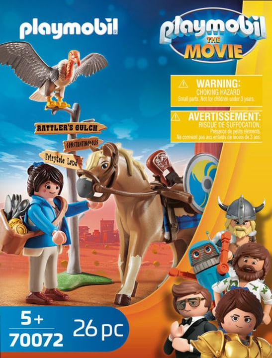 Playmobil 70072 The Movie Marla 748018500000 Photo no. 1