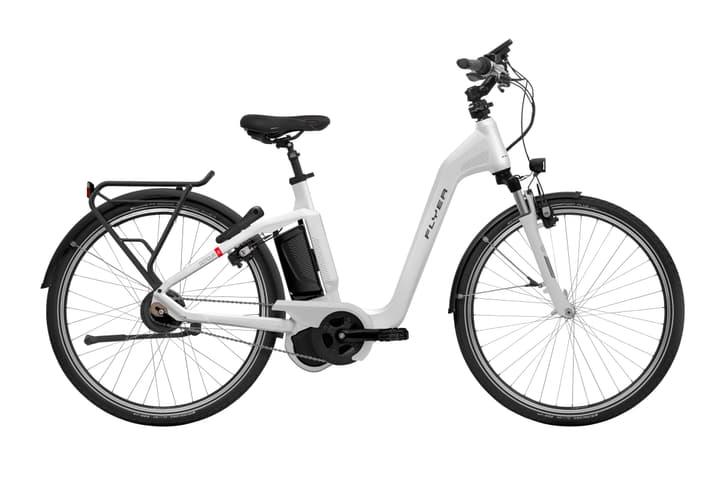 "Gotour4 7.20 Damen 26"" E-Trekkingbike FLYER 463319500210 Rahmengrösse XS Farbe weiss Bild Nr. 1"