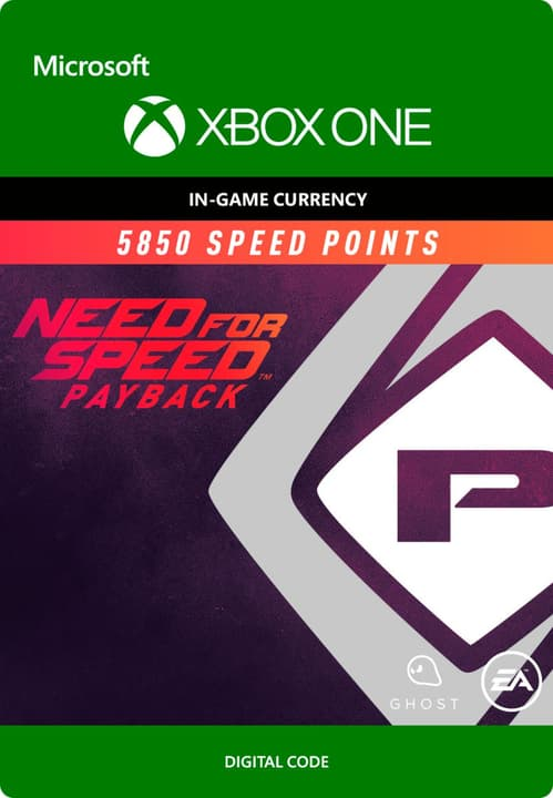 Xbox One - Need for Speed: 5850 Speed Points Download (ESD) 785300136297 Photo no. 1