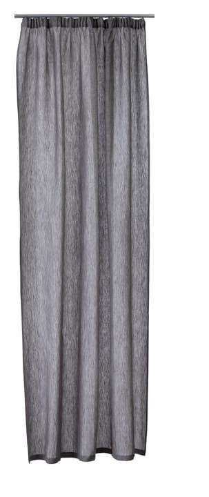 RAMON Rideau prêt à poser nuit 430254821883 Couleur Gris foncé Dimensions L: 140.0 cm x H: 250.0 cm Photo no. 1
