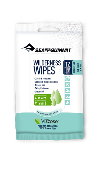 Wilderness Wipes Lingettes humides Sea To Summit 491267500000 Photo no. 1
