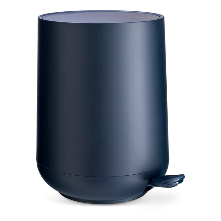 ZONE Treteimer 374140900540 Grösse B: 25.5 cm x T: 24.5 cm x H: 31.0 cm Farbe Blau Bild Nr. 1