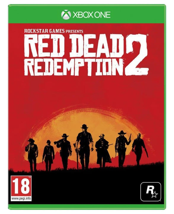 Xbox One - Red Dead Redemption 2 (F) Physisch (Box) 785300128568 Bild Nr. 1