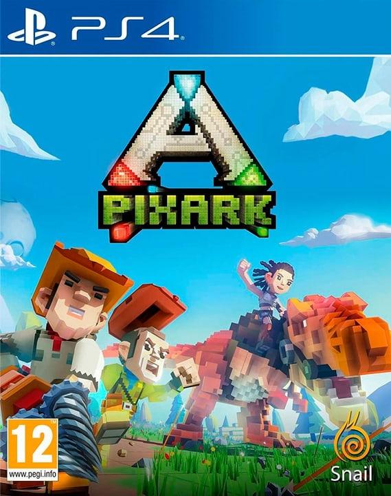 PS4 - PixARK Box 785300138624 Langue Français Plate-forme Sony PlayStation 4 Photo no. 1