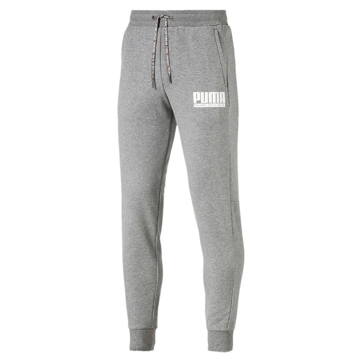 STYLE Athletics Pants TR cl Pantalon pour homme Puma 462382100480 Couleur gris Taille M Photo no. 1