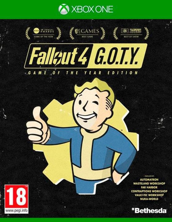 Xbox One - Fallout 4 - GOTY Edition D 785300130135 N. figura 1