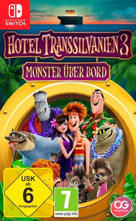 Switch - Hotel Transsilvanien 3 - Monster über Bord (D) Fisico (Box) 785300135566 N. figura 1