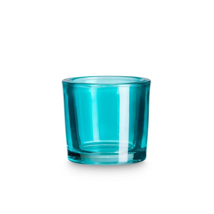 BUNT Portacandele scaldavivande 396082600000 Dimensioni L: 6.5 cm x P: 6.5 cm x A: 5.8 cm Colore Turchese N. figura 1