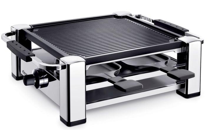 Raclette-Gril cromo Koenig 785300124612 N. figura 1