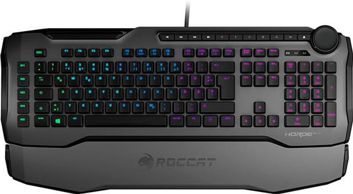 Horde Aimo Clavier - gris ROCCAT 785300133301 Photo no. 1