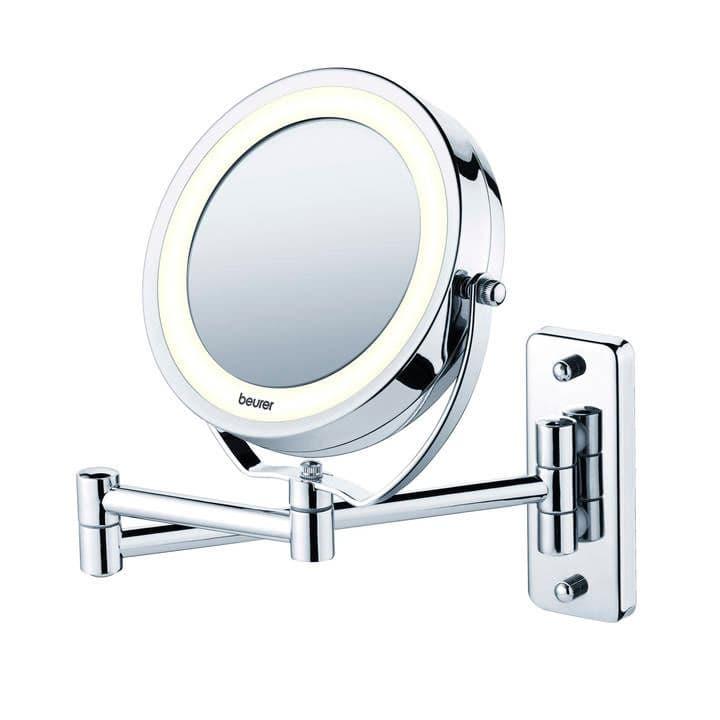 Miroir cosmétique éclairé 2 en 1 BS59 argent Beurer 785300123404 N. figura 1